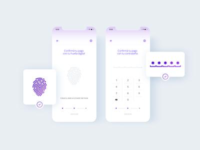 Verify Transactions UI