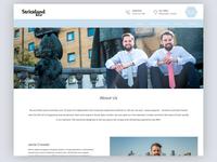 Strickland Property Website