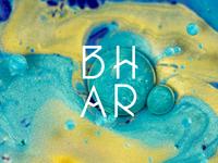 BHAR branding