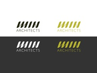 Win Architects logo versions