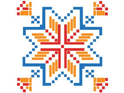 Romanian popular pattern pattern romanian