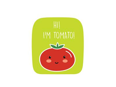 Tomato sticker sticker mule vinnys tomato playoff cute tomato tomato