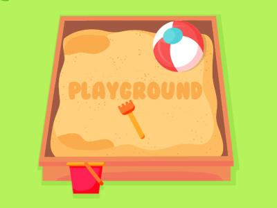 Playground wix playoff sandbox playground