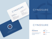 Cynosure logo Identity