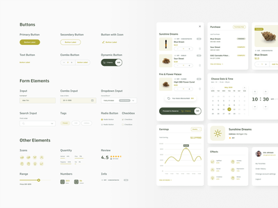 My Remedy Design System product page shopping cart product designs icons typography color uxdesign uidesign other elements  design form field buttons widgets user experience design user interface design component ui design system product ui product designer product design