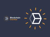Blockchain Overflow Logo