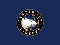 Center Ice Lineups Logo