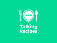 Talking Recipes Logo
