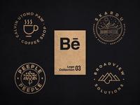 Behance logo collection 3