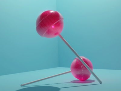 Lollypop - daily modeling practice
