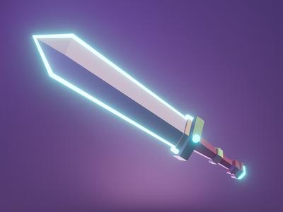 Sword - modeling practice
