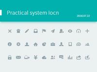 系统Iocn