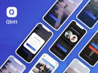 Social Connect App (Qbitt)