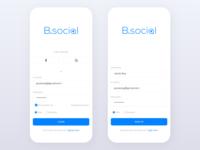 Bsocial App