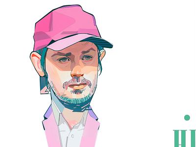 Alain portrait