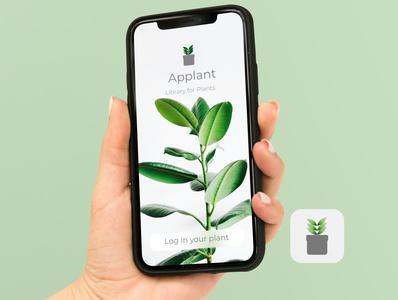 UI 005 Icon Plant App