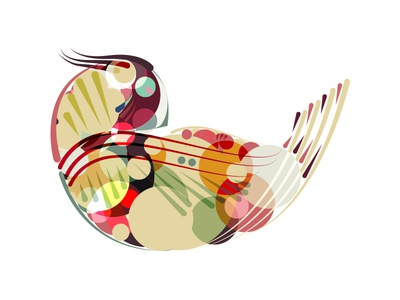Abstract Bird 2