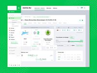 ODDS.ru : Football tables
