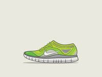 Running   Nike Free Flyknit