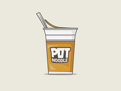 Fast Food | Pot Noodle
