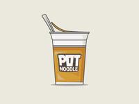 Fast Food   Pot Noodle