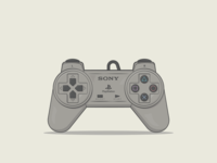 Retro Gaming | Playstation Controller