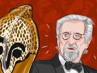 Steven Spielberg = Beg evil serpents