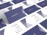 Sush.io Business Cards