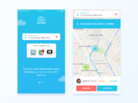 OuiHop' App Redesign