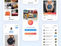 Tradee Mobile App