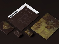 Chamomile Roots visual brand identity