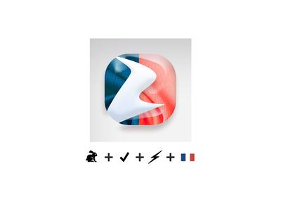 Logotype running app