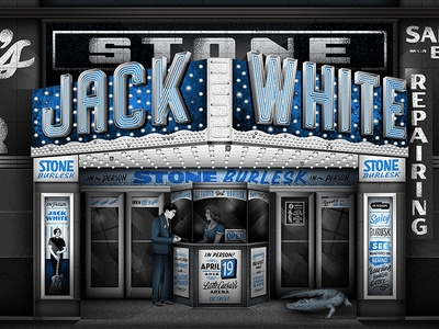Jack White Detroit
