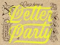Li'l Letter Party!