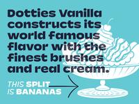 Dotties Vanilla