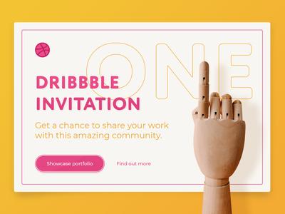 Dribble Invitation Giveaway!