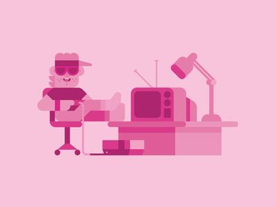 🎮 🎮 🎮 bodacious eighties video games vector design character