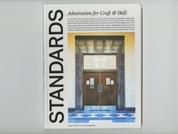 STANDARDS Magazine Cover