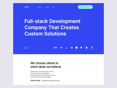 Movor - Full-stack Development dashboard web design and development web design agency bazen agency dashboard ui product design web app dashboard design web development develop web designer web design uiux ui after effect aftereffects animated animation after effects animation design animation