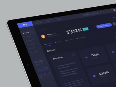 ACE - Cryptocurrency Exchanges