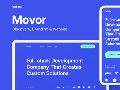 Development Agency Website Design