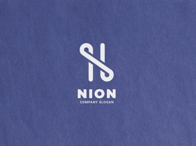 "Letter ""N"" Logo Design"