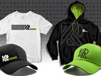 KR motorsport Team Apparel