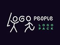 People Logo Pack