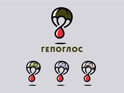 Hemostatic drugs medical minimal logo design russia injury wound camouflage parachute drop army blood hemostatic