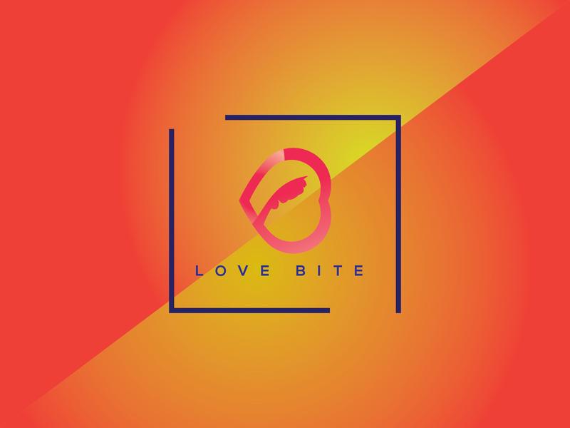 Love Bite Demo Logo Concept