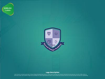 Emblem Logo Design logo unused ui typhography trendy logo natural logo minimalist logo design minimalist logo logo design logodesign illustration grid logo company logo company brand logo branding design branding concept branding and identity brand identity abstract logo 3d logo