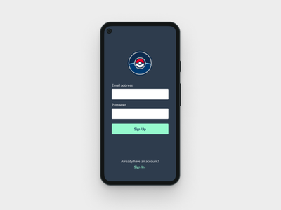 Daily ui 101 - Sign up remix sign up 001 daily ui