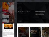 Whiteroom.Digital Site Launch