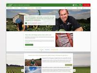 LEAF - Homepage